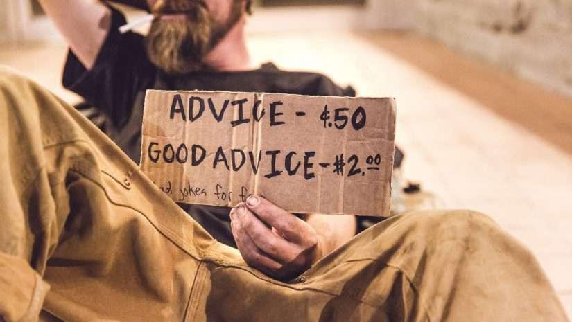 guter Ratschlag
