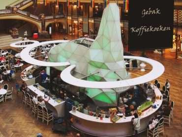 Einkaufscenter-Kunden
