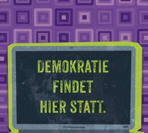 Aufruf zur digitalen Demokratie