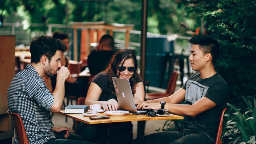 Welche Rolle spielt das Internet heutzutage bei der Unternehmensgründung? 5