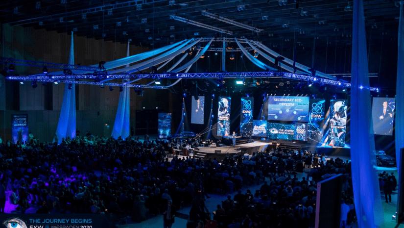 EXW-Wallet hostet seine erste große Convention in Deutschland 8